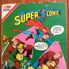 Tebeos: SUPERCOMIC - Nº 2 - 286. SUPERMAN. NOVARO - SERIE AGUILA. 1983. Lote 292167318