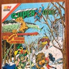 Tebeos: SUPERCOMIC - Nº 2 - 295. SUPERMAN. NOVARO - SERIE AGUILA. 1983. Lote 292167403