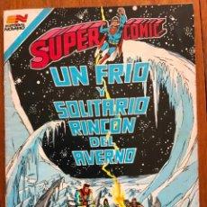 Tebeos: SUPERCOMIC - Nº 2 - 317. SUPERMAN. NOVARO - SERIE AGUILA. 1983. Lote 292167598
