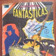 Tebeos: HISTORIAS FANTASTICAS, Nº 2 - 318. NOVARO - SERIE AGUILA.1977. Lote 292176183