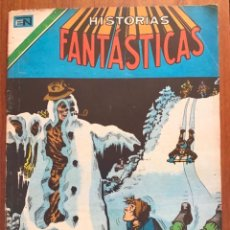 Tebeos: HISTORIAS FANTASTICAS, Nº 2 - 339. NOVARO - SERIE AGUILA. 1978. Lote 292176273