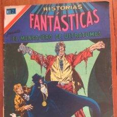 Tebeos: HISTORIAS FANTASTICAS, Nº 2 - 340. NOVARO - SERIE AGUILA. 1978. Lote 292176363