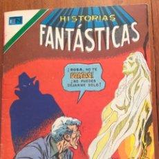 Tebeos: HISTORIAS FANTASTICAS, Nº 2 - 342. NOVARO - SERIE AGUILA. 1979. Lote 292176473