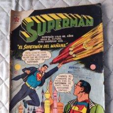 Tebeos: SUPERMAN Nº 121 NOVARO. Lote 292218213