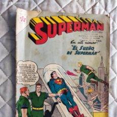 Tebeos: SUPERMAN Nº 109 NOVARO. Lote 292218518