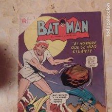 Livros de Banda Desenhada: BATMAN NOVARO N 89. Lote 292235943