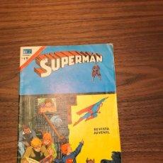 Tebeos: SUPERMAN Nº 999 , EDITORIAL NOVARO. Lote 292604828