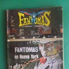 Tebeos: FANTOMAS LA AMENAZA ELEGANTE VOLUMEN V LIBRO COMIC NOVARO. Lote 293195023