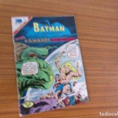 Tebeos: BATMAN SERIE AGUILA Nº 2- 916 EDITA NOVARO. Lote 293292233