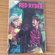 Tebeos: RED RYDER Nº 180 EDITA NOVARO. Lote 293349768