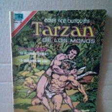 Giornalini: LOTE DE 1 TEBEO EDITORIAL NOVARO. TARZAN. Lote 293438973