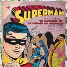 Tebeos: SUPERMAN 216 BATMAN Y ROBIN 1959 EDICIONES RECREATIVAS NOVARO. Lote 293476838