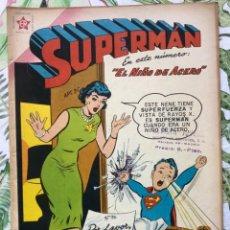 Tebeos: SUPERMAN 214 LUISA 1959 EDICIONES RECREATIVAS NOVARO. Lote 293477513