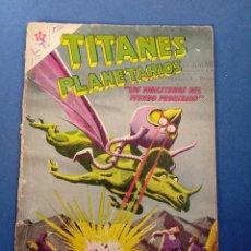 Tebeos: TITANES PLANETARIOS. NOVARO. NÚMERO 110. NOVARO. .. Lote 293934883