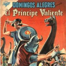 Tebeos: EL PRÍNCIPE VALIENTE. DOMINGOS ALEGRES Nº 265 (SEA-NOVARO, MÉXICO, 1959) HAROLD FOSTER. Lote 294004373