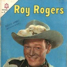 Tebeos: ROY RGERS Nº 162 (NOVARO, MÉXICO, 1966). Lote 294012748