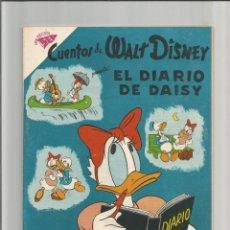 Tebeos: CUENTOS DE WALT DISNEY Nº 179. EDITORIAL NOVARO -SEA. 1957 MUY BUEN ESTADO. Lote 294093193