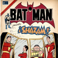 Tebeos: ¡SHAZAM! BATMAN Nº 747 (NOVARO, MÉXICO, 1974). Lote 294510913
