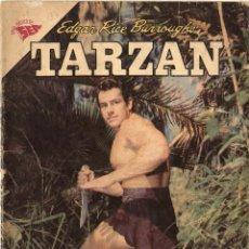 Tebeos: TARZAN Nº 137 (SEA-NOVARO, MÉXICO, 1963). Lote 294516488