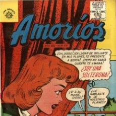 Tebeos: AMORÍOS Nº 68 (SOL, MÉXICO, 1960). Lote 294551148