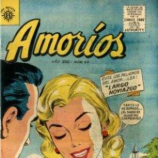 Tebeos: AMORÍOS Nº 69 (SOL, MÉXICO, 1960). Lote 294551213