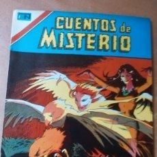 Tebeos: CUENTOS DE MISTERIO N. 1 NOVARO 1975 ART. BERNY WERGHSON COMICS. Lote 294974953