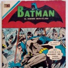 Tebeos: BATMAN 538 (1970) - ED. NOVARO - MÉXICO - EXCELENTE ESTADO. Lote 294977903
