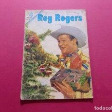 Tebeos: ROY ROGERS Nº 160 -NOVARO -. Lote 294995313