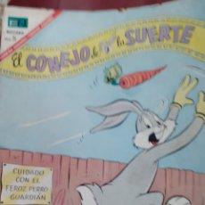 Tebeos: TBO EL CONEJO DE LA SUERTE Nº 266 15 DE JUNIO DE 1967.- COPYRIGHT.-. Lote 295276123