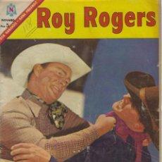 Tebeos: ROY ROGERS NOVARO NUMERO 169. Lote 295312428