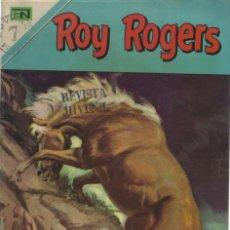Tebeos: ROY ROGERS NOVARO NUMERO 250. Lote 295331538