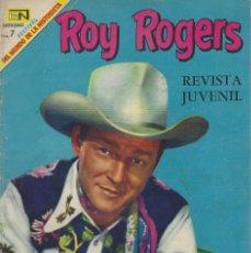 Tebeos: ROY ROGERS NOVARO NUMERO 202. Lote 295332413