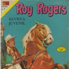 Tebeos: ROY ROGERS NOVARO NUMERO 209. Lote 295336568