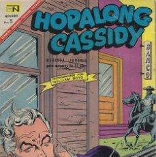 Tebeos: HOPALONG CASSIDY NOVARO NUMERO 152. Lote 295338443