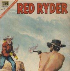 Tebeos: RED RYDER NOVARO 163. Lote 295347083