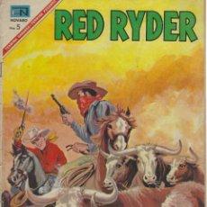Tebeos: RED RYDER NOVARO 154. Lote 295348528