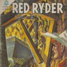Tebeos: RED RYDER NOVARO 142. Lote 295350353