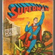 Tebeos: SUPERMAN. TOMO XLIX. LIBRO COMIC NOVARO. (P/C55). Lote 295429773