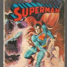Tebeos: SUPERMAN. TOMO XV. LIBRO COMIC NOVARO. (P/C55). Lote 295430398