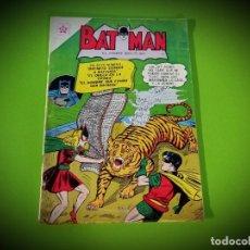 Tebeos: BATMAN Nº 137 -NOVARO -MUY DIFICIL-1ª VEZ T.C. Lote 295581118