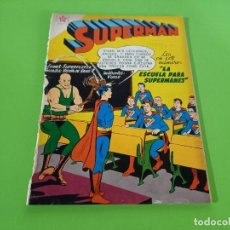 Tebeos: SUPERMAN Nº 154 - NOVARO. Lote 295585888