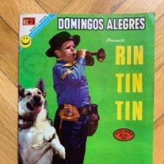 Tebeos: DOMINGOS ALEGRES PRESENTA RIN TIN TIN Nº 941 - IMPECABLE. Lote 295589153
