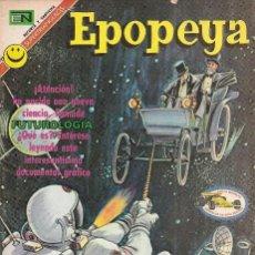 Tebeos: EPOPEYA - NOVARO MEXICO # 193 31-MAR-72 FUTUROLOGIA. Lote 295658323