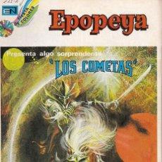 Tebeos: EPOPEYA - NOVARO MEXICO # 225 A 06-FEB-74 LOS COMETAS. Lote 295683008