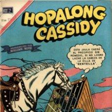 Tebeos: HOPALONG CASSIDY Nº 201 (NOVARO, 1971). Lote 295827128