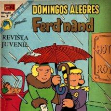 Tebeos: DOMINGOS ALEGRES Nº 1003 FERD'NAND (NOVARO, 1973). Lote 295830803