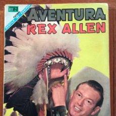 Tebeos: AVENTURA Nº 531. NOVARO - 1968. REX ALLEN. Lote 295834748
