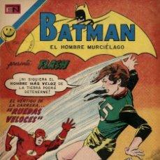 Tebeos: BATMAN Nº 649 -FLASH- (NOVARO, 1972). Lote 295836963