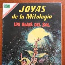Tebeos: JOYAS DE LA MITOLOGIA. Nº 64. NOVARO, 1967 - LOS HIJOS DEL SOL. Lote 295913463