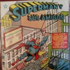 Tebeos: SUPERMAN Y SUS AMIGOS #2. Lote 295951058